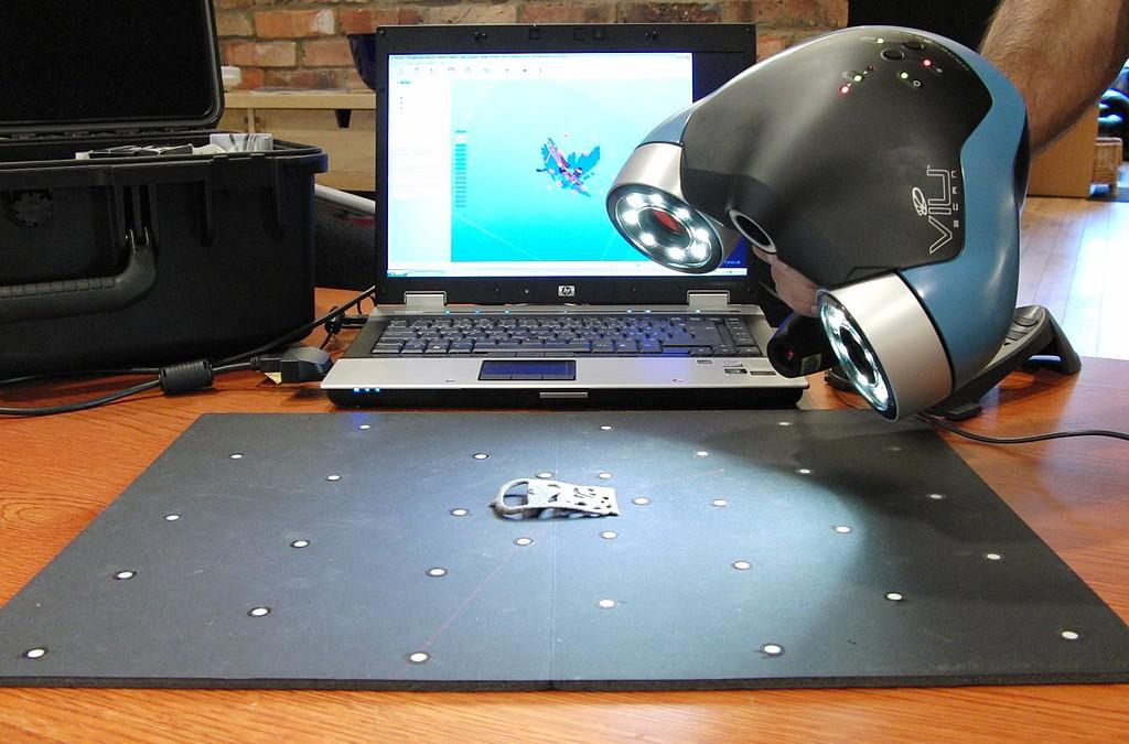 Comprendre le scan 3D et ses avantages en ingénierie