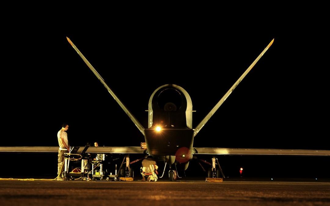 L'évolution des drones en matière de Défense et Sécurité