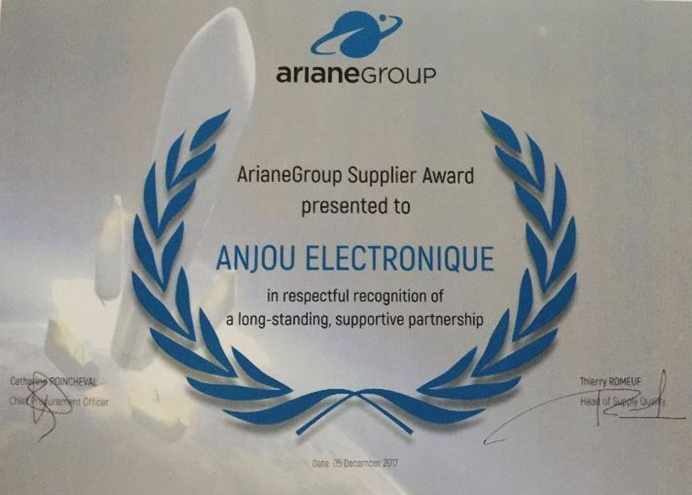 arianegroup ametra anjou electronique blog ingenierie