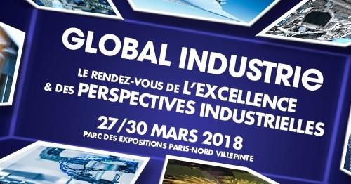 AMETRA s'inscrit dans la dynamique industrielle avec Global Industrie