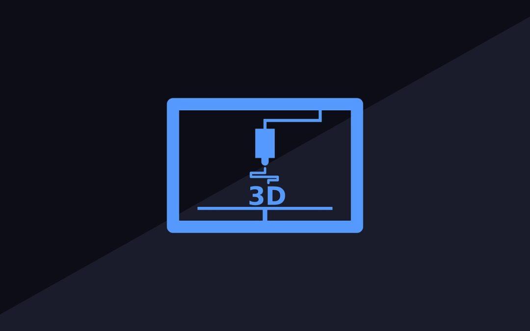Imprimante 3D, usine 4.0 et écran tactile sur poste de travail | ANJOU Electronique