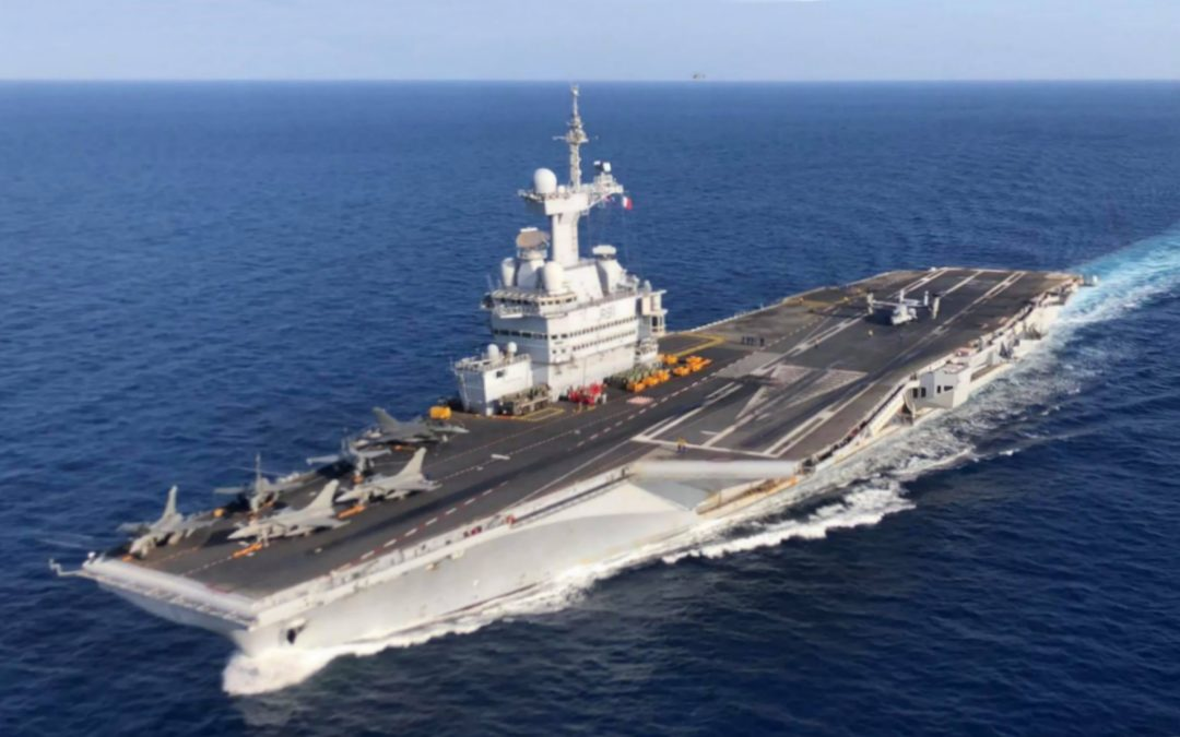 Pourquoi la France a-t-elle besoin du futur porte-avions de nouvelle génération (PANG) ?