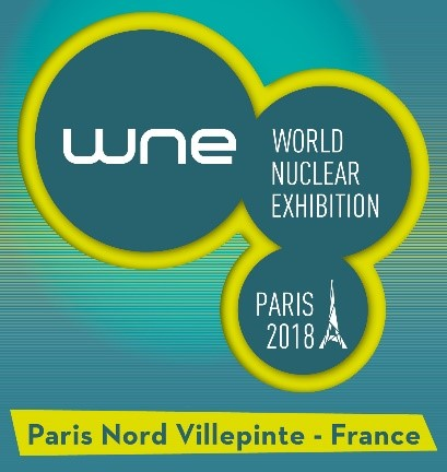 Le Groupe AMETRA au World Nuclear Exhibition